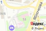 Схема проезда до компании Центр гигиены и эпидемиологии по железнодорожному транспорту, ФБУЗ в Астрахани