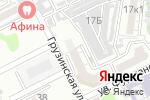 Схема проезда до компании Гранд-эксперт в Астрахани