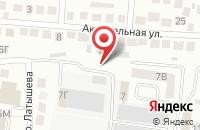 Схема проезда до компании MS-Print в Астрахани