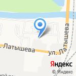 MS-Print на карте Астрахани
