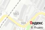 Схема проезда до компании Проскурин-Строй в Астрахани