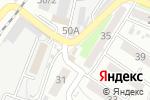 Схема проезда до компании Гермес в Астрахани