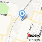 Ямальская платежная компания на карте Астрахани
