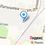 АВТОХОЛОД-Астрахань на карте Астрахани