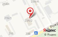 Схема проезда до компании Абсолютъ в Астрахани