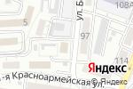 Схема проезда до компании Строительный участок №677 в Астрахани