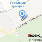 Абсолютъ на карте Астрахани