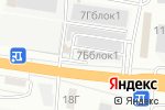 Схема проезда до компании Автомасла30 в Астрахани