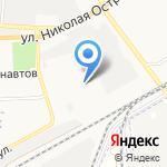 14/65 на карте Астрахани