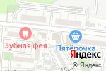 Схема проезда до компании БарсаМебель в Астрахани
