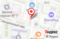 Схема проезда до компании Муж на час в Астрахани
