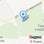 Храм Сошествия Святого Духа на Апостолов на карте Астрахани