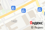 Схема проезда до компании КАСПИЙПРОФСЕРВИС в Астрахани