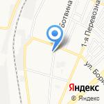 Лагуна на карте Астрахани
