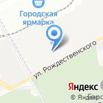 Мебель на заказ №1 на карте Астрахани