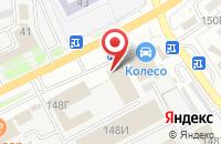 Схема проезда до компании Импульс в Астрахани