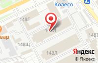 Схема проезда до компании Электросклад в Астрахани