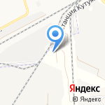 Астраханская механизированная дистанция погрузочно-разгрузочных работ и коммерческих операций на карте Астрахани