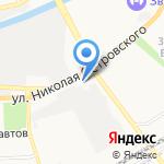 КАСПИЙПРОФСЕРВИС на карте Астрахани