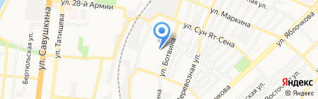 Прогимназия №2 на карте Астрахани