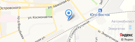ИнтерПласт на карте Астрахани