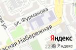 Схема проезда до компании Общеобразовательная школа-интернат №6 для обучающихся воспитанников с ограниченными возможностями здоровья в Астрахани