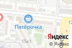 Схема проезда до компании Лифтсервис в Астрахани