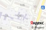 Схема проезда до компании Прогимназия №2 в Астрахани
