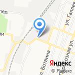 Бензотехника на карте Астрахани
