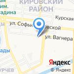 Лифтсервис на карте Астрахани