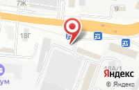 Схема проезда до компании СТРОЙДОМСЕРВИС в Астрахани
