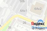 Схема проезда до компании Ресурс в Астрахани