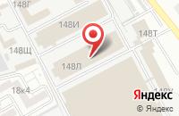 Схема проезда до компании Аврора в Астрахани