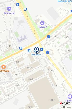 СЕРВИСНАЯ ФИРМА ВИТЯЗЬ на карте Астрахани