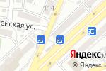 Схема проезда до компании Пивной уголок в Астрахани