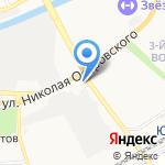 Рандеву на карте Астрахани
