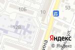 Схема проезда до компании Киоск по ремонту обуви в Астрахани