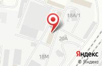 Схема проезда до компании Астарта в Астрахани