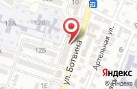 Схема проезда до компании Магазин-мастерская в Астрахани