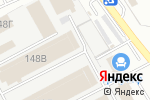 Схема проезда до компании Петрострой в Астрахани