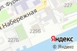 Схема проезда до компании Юг-Арсенал в Астрахани