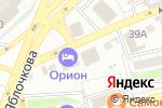 Схема проезда до компании Инструмент плюс в Астрахани