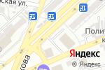 Схема проезда до компании Магазин живых цветов и воздушных шаров в Астрахани