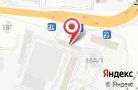 Схема проезда до компании Ангар Строй в Астрахани