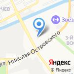 Авто Оил на карте Астрахани