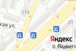 Схема проезда до компании Остров желаний в Астрахани
