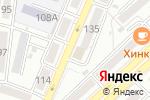 Схема проезда до компании Цветочный базар в Астрахани