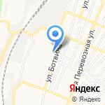 Столовая у Фаи на карте Астрахани