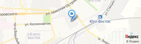 Стиль & Камень на карте Астрахани