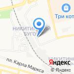 Управляющая компания на карте Астрахани